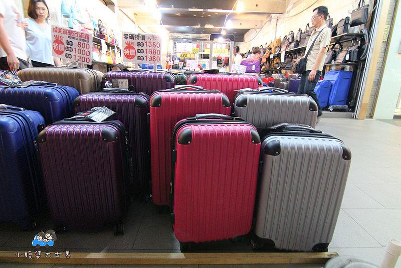 行李箱特賣愷 198