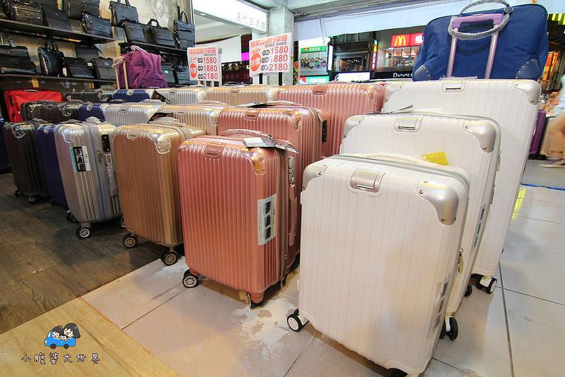 行李箱特賣愷 214