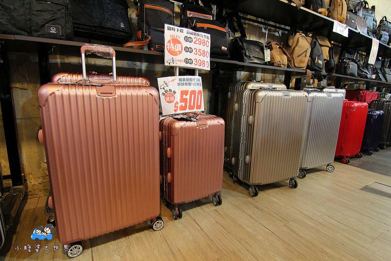行李箱特賣愷 219