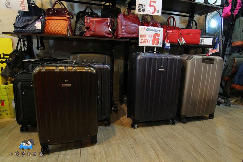 行李箱特賣愷 222