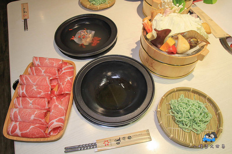暖鍋物菜單 048