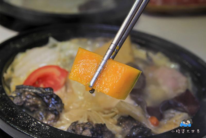 暖鍋物菜單 099