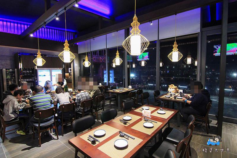 彰化夜景餐廳 008