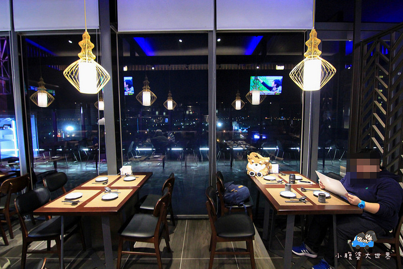 彰化夜景餐廳 013