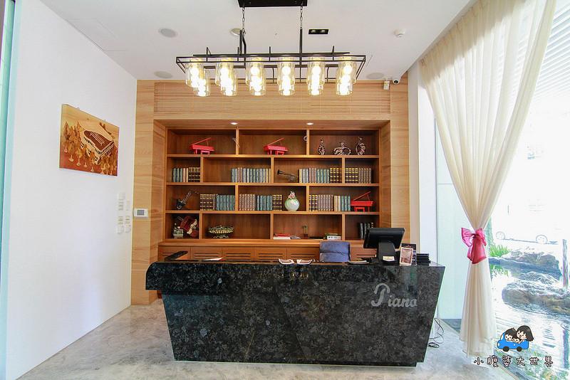 台中鋼琴餐廳 029