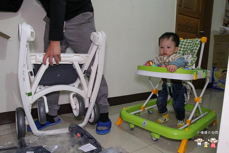 荷蘭Greentom經典嬰兒推車 009