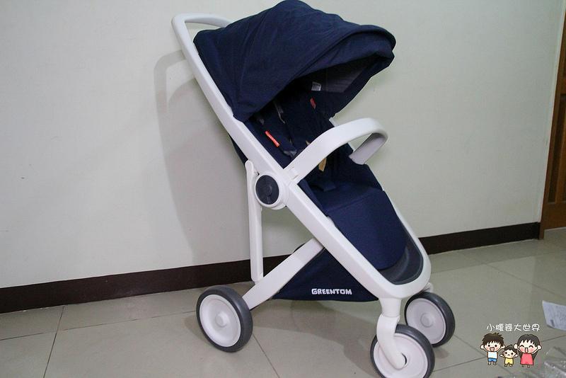 荷蘭Greentom經典嬰兒推車 063