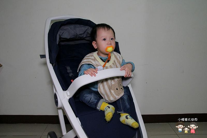 荷蘭Greentom經典嬰兒推車 072