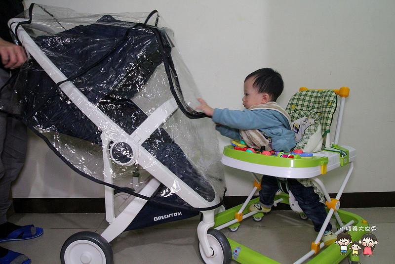 荷蘭Greentom經典嬰兒推車 075