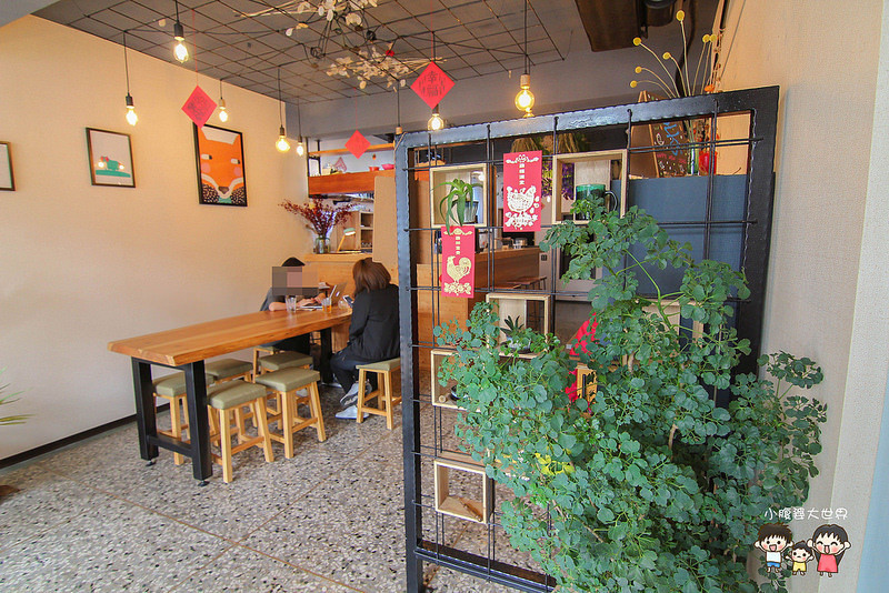 彰化乾燥花餐廳 006