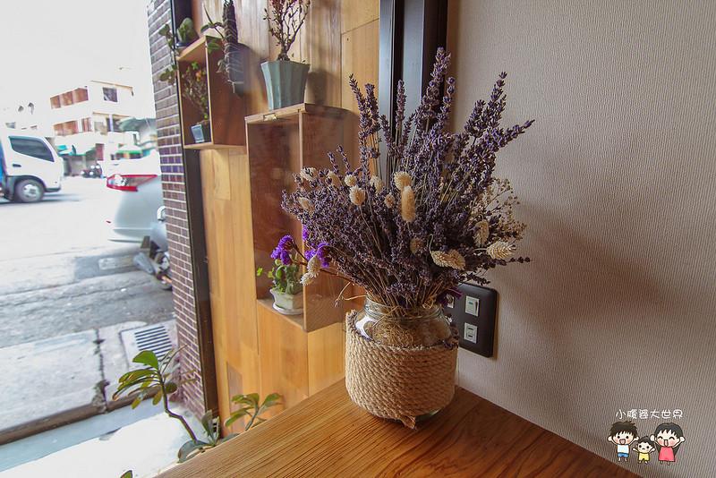 彰化乾燥花餐廳 009