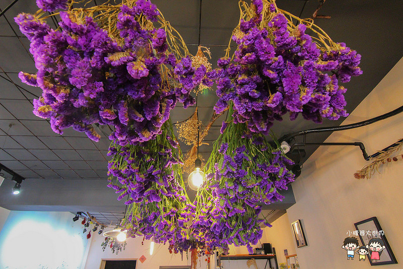 彰化乾燥花餐廳 017