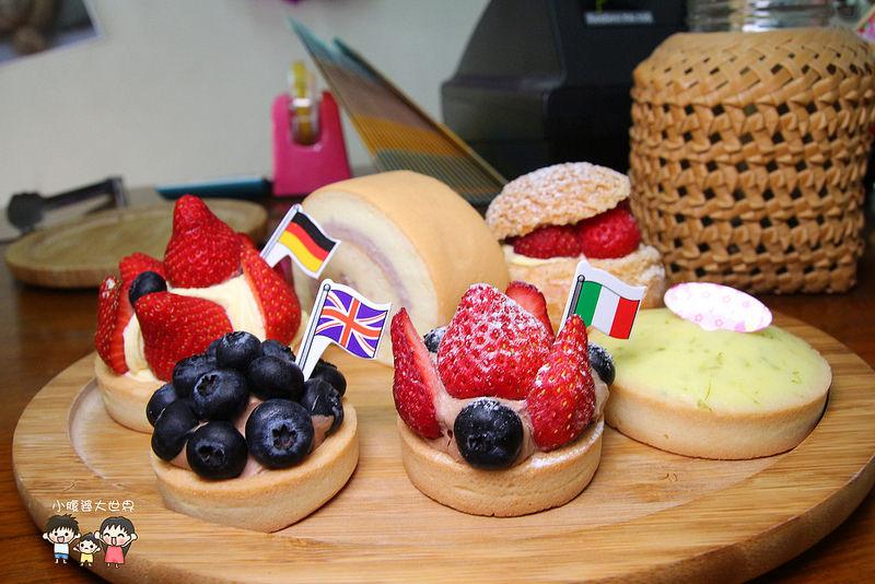 竹山法式甜點 010