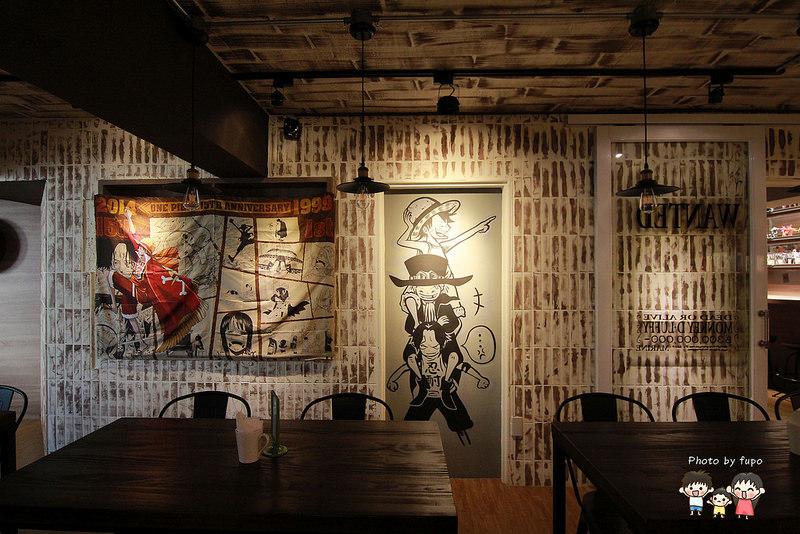 海賊王主題餐廳 042