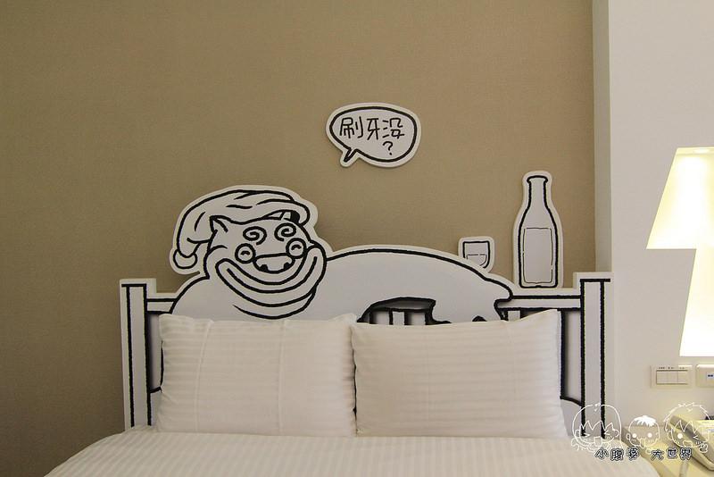 妖怪村主題飯店 030