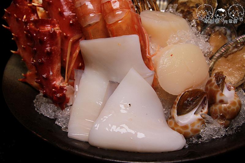 台中帝王蟹吃到飽3 066