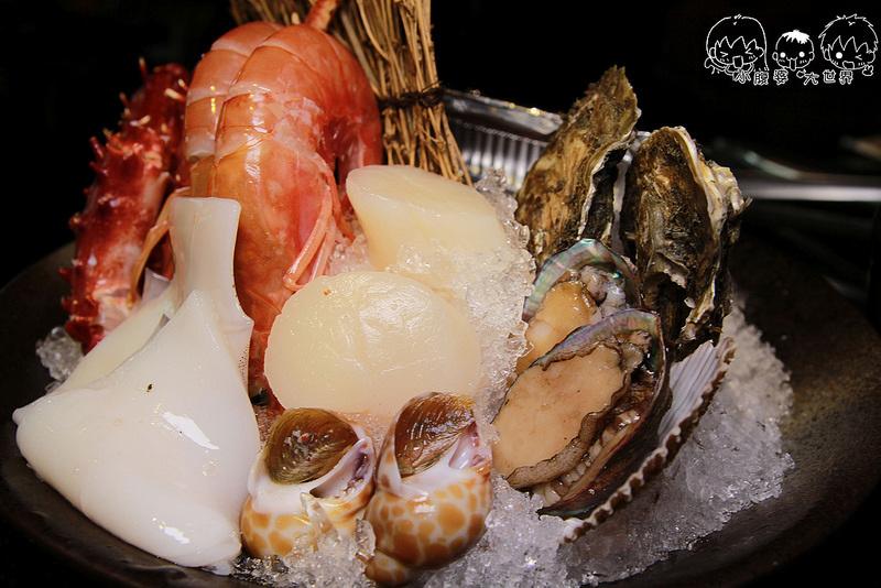 台中帝王蟹吃到飽3 069