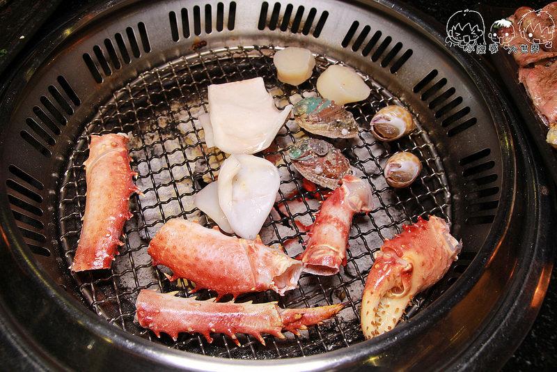 台中帝王蟹吃到飽3 073