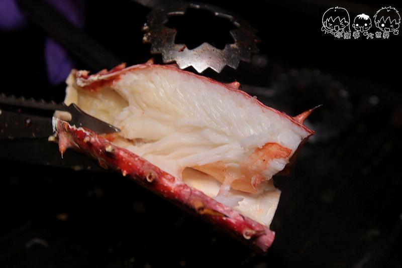 台中帝王蟹吃到飽3 085