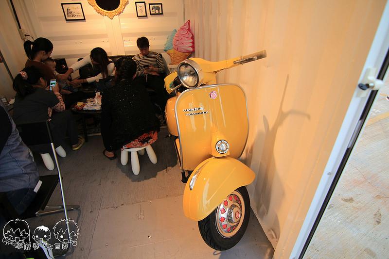 彰化貨櫃屋餐廳 020