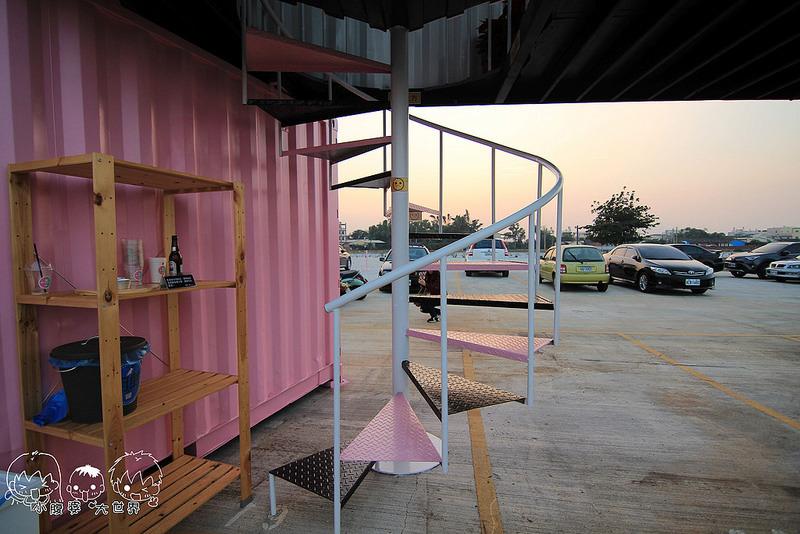 彰化貨櫃屋餐廳 022