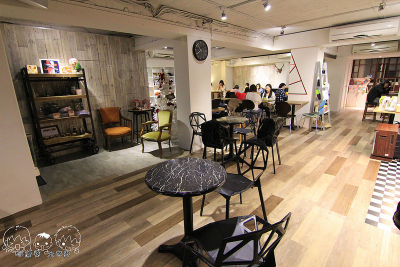 Cross Caf'e克勞斯咖啡店 052