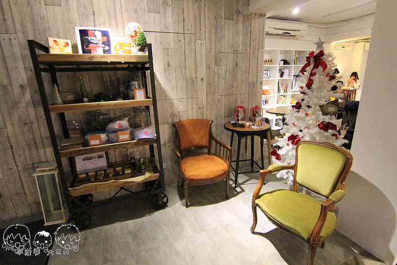Cross Caf'e克勞斯咖啡店 053