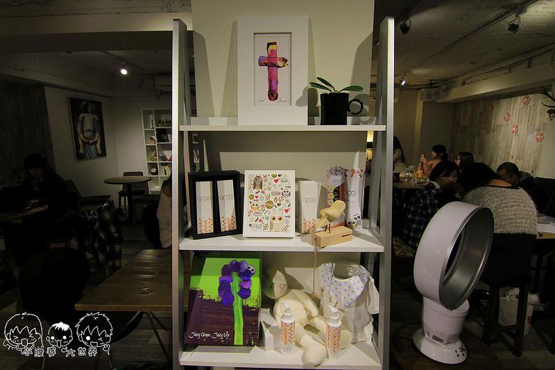 Cross Caf'e克勞斯咖啡店 059