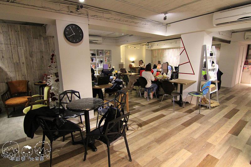 Cross Caf'e克勞斯咖啡店 068