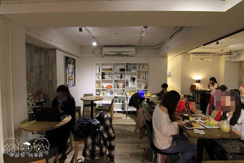 Cross Caf'e克勞斯咖啡店 064
