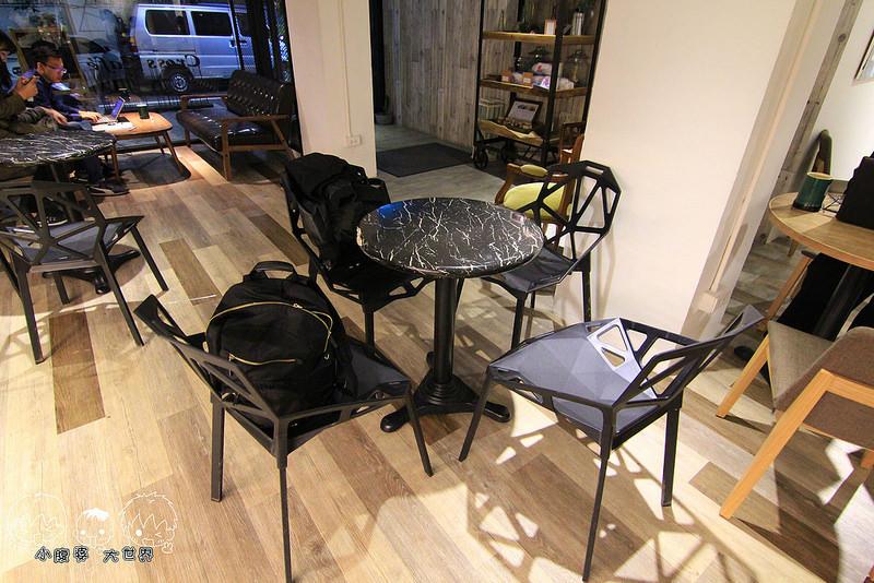Cross Caf'e克勞斯咖啡店 065