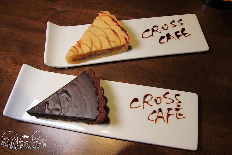 Cross Caf'e克勞斯咖啡店 045