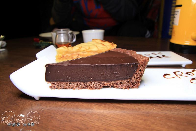Cross Caf'e克勞斯咖啡店 046