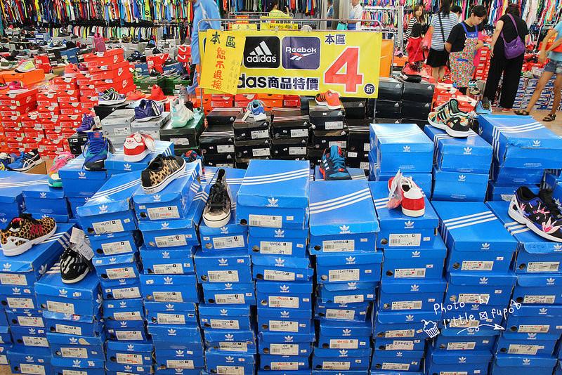 [台中特賣] 聯合運動品牌下殺1.8折-adidas明星聯名款.Nike.New banlace.converse,迪士尼童裝買一送一.活動免費愛迪達真皮側背包(價值2160元)文末 @小腹婆大世界