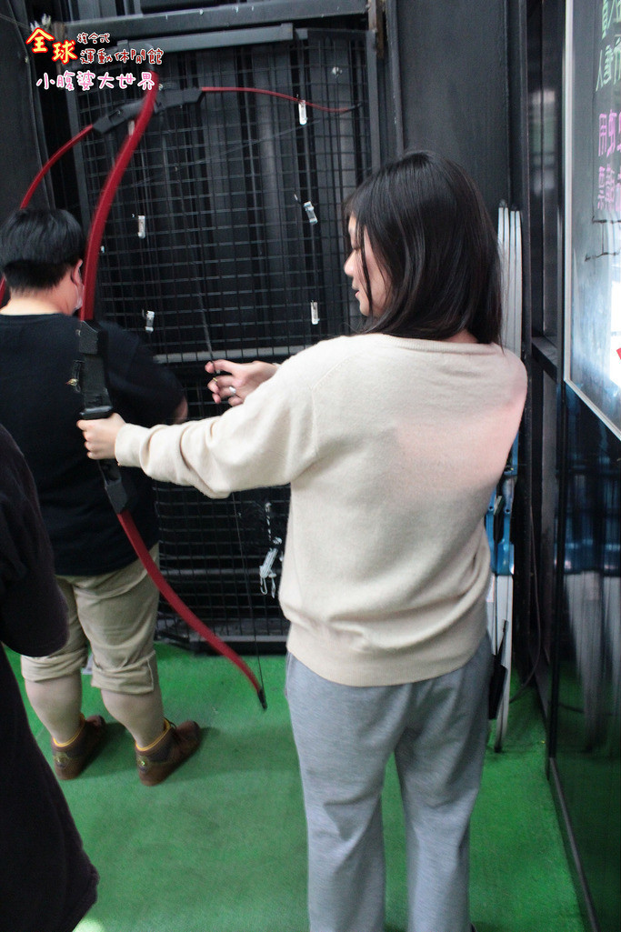射箭 004