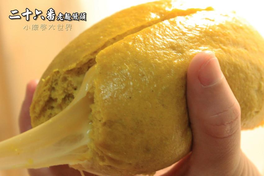 【網購宅配】二十六番老麵饅頭,會拉絲特技的美味起司饅頭。 @小腹婆大世界