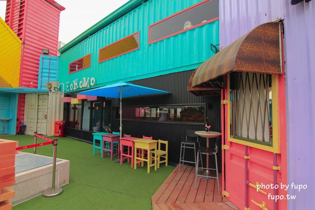 彰化員林景點》KoKoMo私房惑櫃,可愛巨型大K,室內親子遊戲區,沙堆,戲水池,親子餐廳