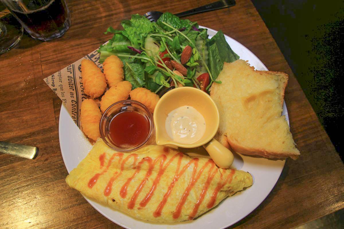[宜蘭冬山] Kbar溪壩早午餐.咖啡.菜單.價位.綠博美食.冬山火車站