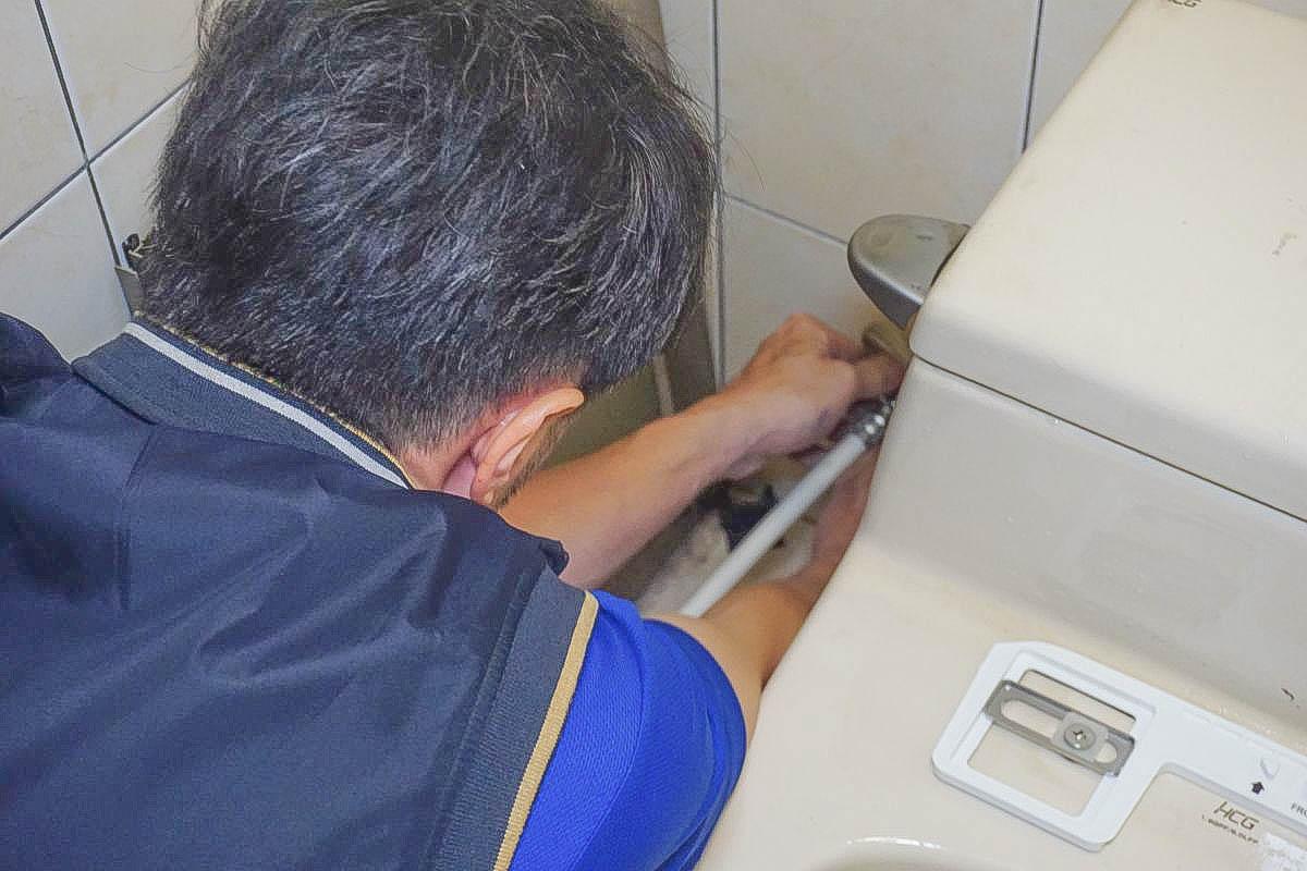 [居家衛浴法寶] 馬桶大變身!減少水花噴濺,打掃更輕鬆~Panasonic 泡沫潔淨便座DL-ACR500TWS,免治馬桶新星