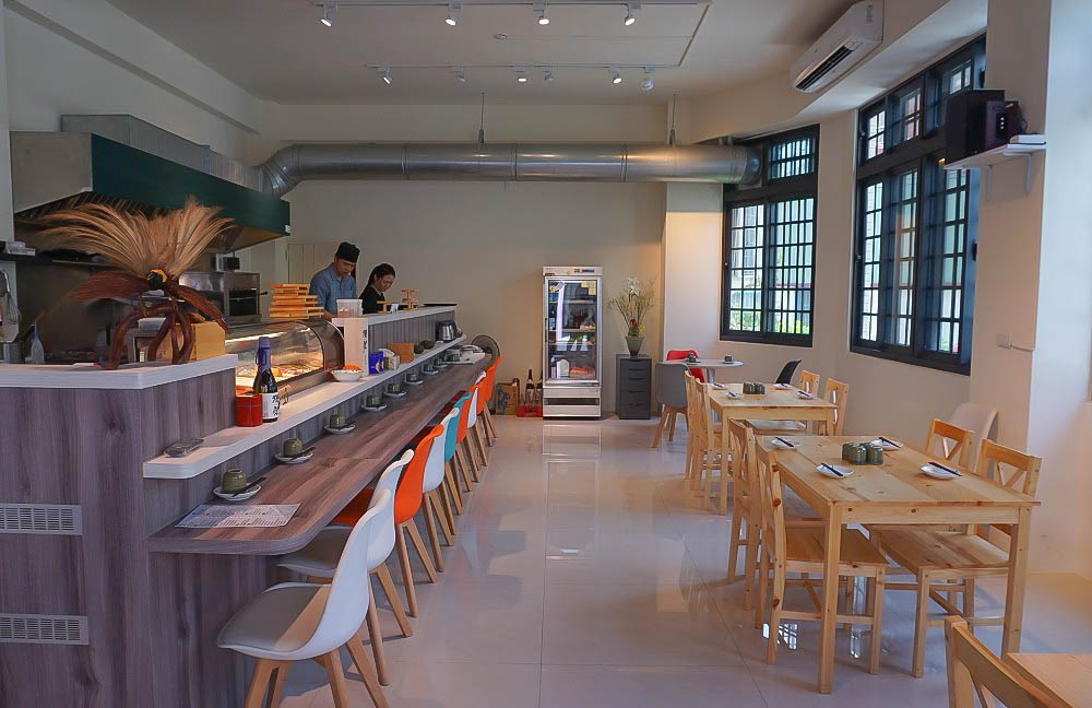 彰化美食|星野手作料亭~日式慢食料理,空運日本來台,新鮮當日鮮魚讓老饕二訪三訪。