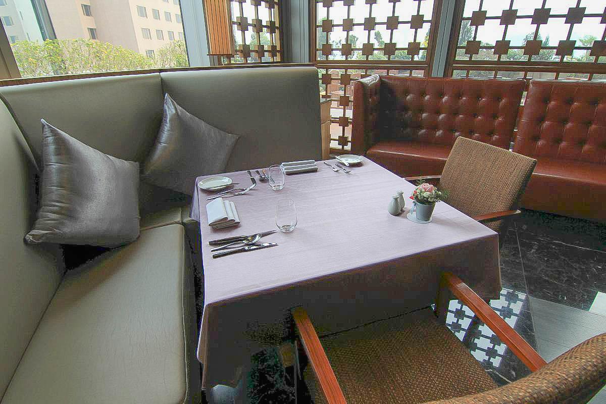 台中美食|映景觀餐廳(裕元花園酒店8樓):頂級乾式熟成牛排.母親節限定餐點~超飽足的法式饗宴~