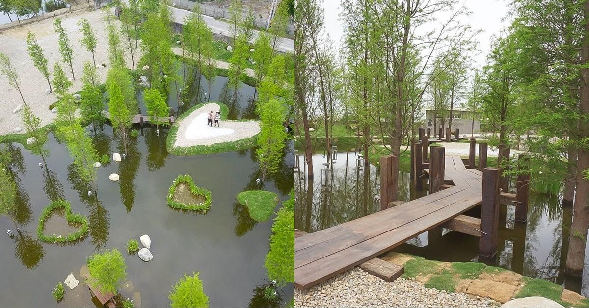 即時熱門文章:雲林景點》一秒飛日本!澄霖沉香味道森林館~免門票日式庭院、浪漫指數破表愛心湖、還可以餵魚!