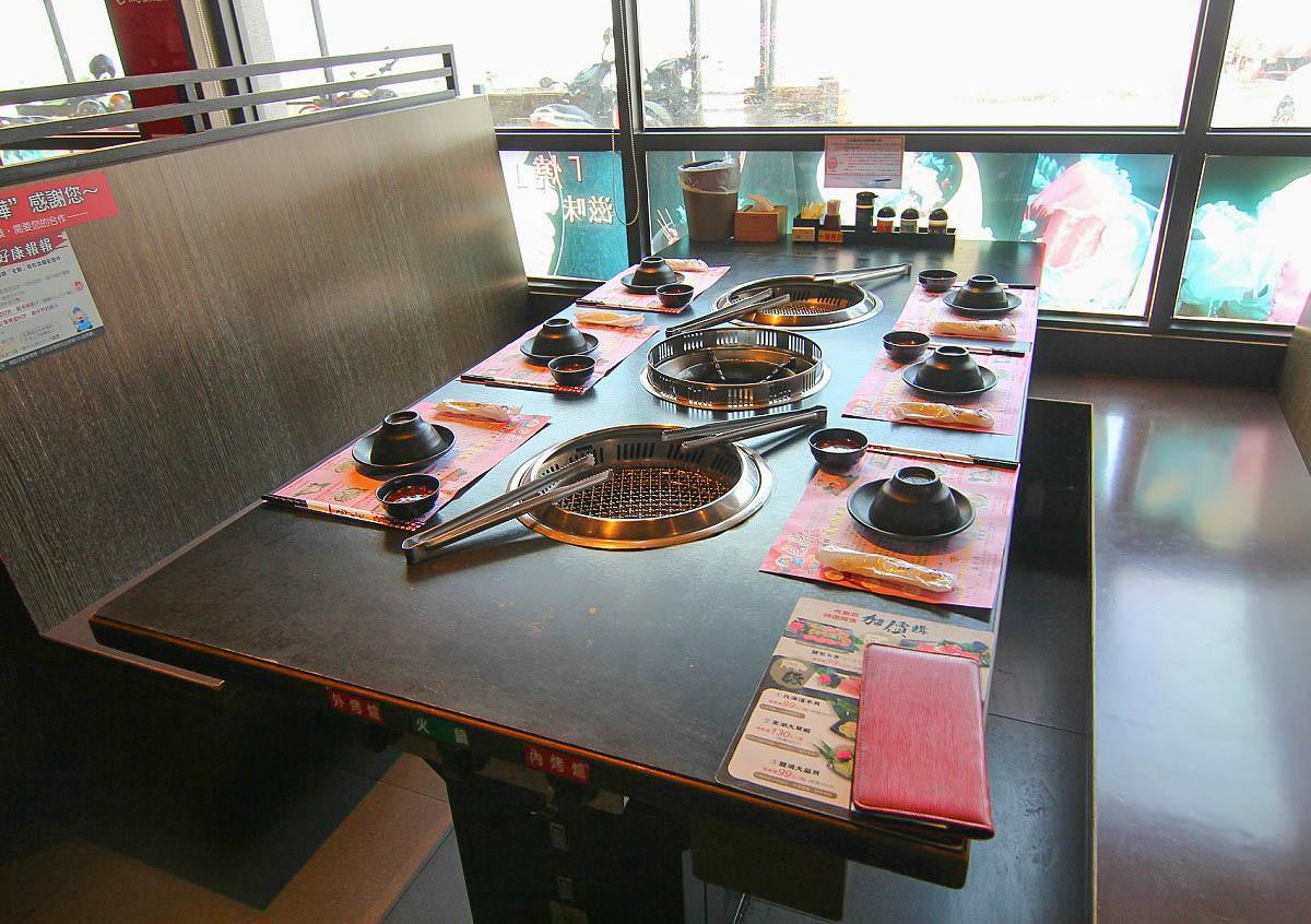 鮮!二個人也可以來吃的日式燒肉店~色鼎日式燒肉斗六店定食豪邁登場!滿滿的海味讓人無法自拔..