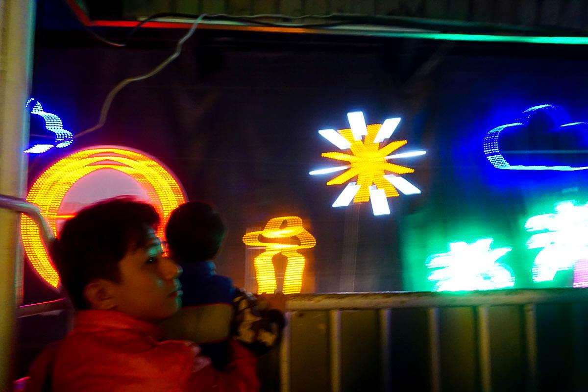 嘉義好好玩|嘉義蒜頭糖廠:比人高九重葛花牆、百年車站、日式宿舍群、搭乘小火車進入星光隧道、全台灣第一間親子互動綠能教育館~