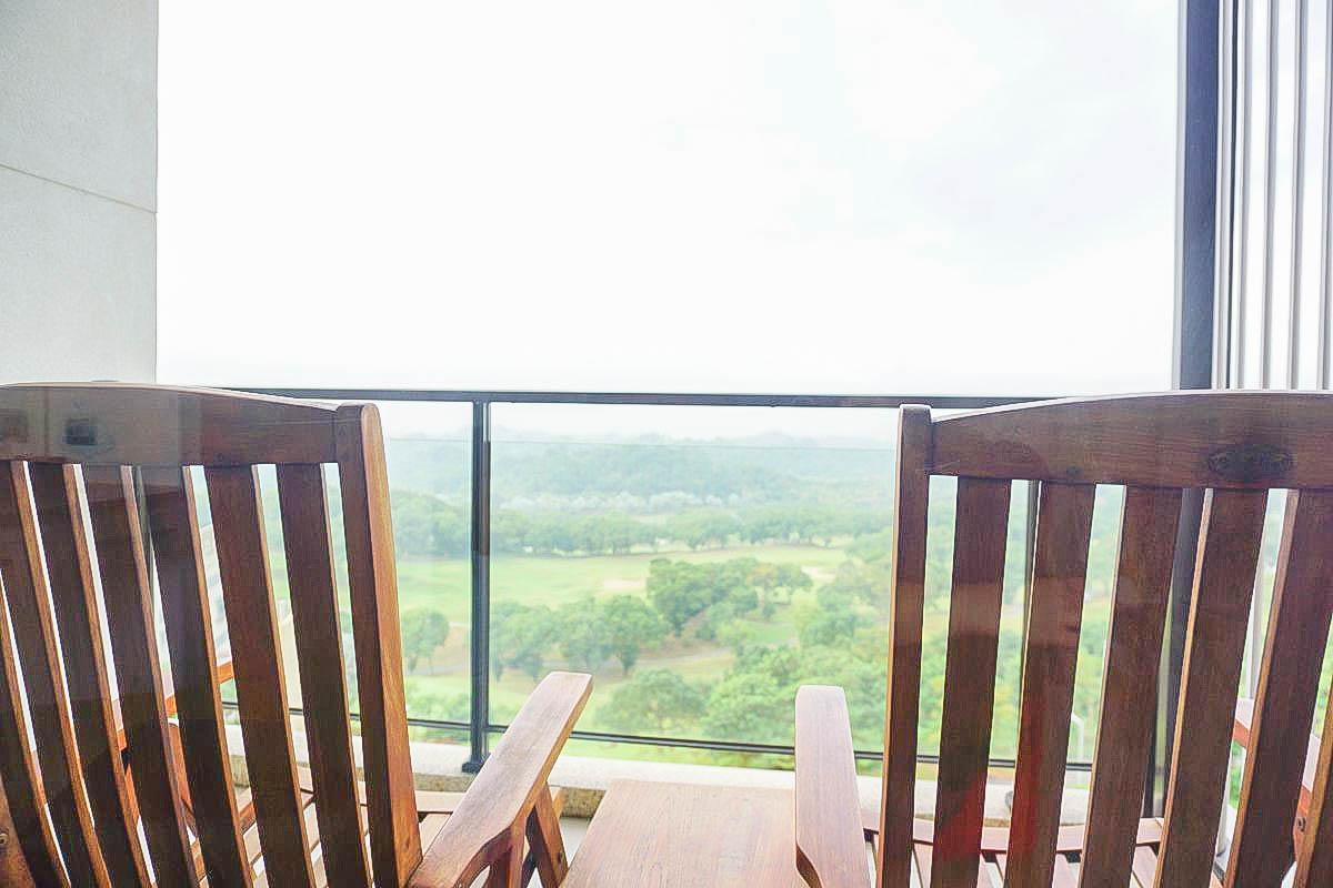 嘉義雲登景觀飯店 球池、兒童遊戲室、空中賽車場、百萬夜景、空中高爾夫、被大自然包圍的親子飯店住宿。