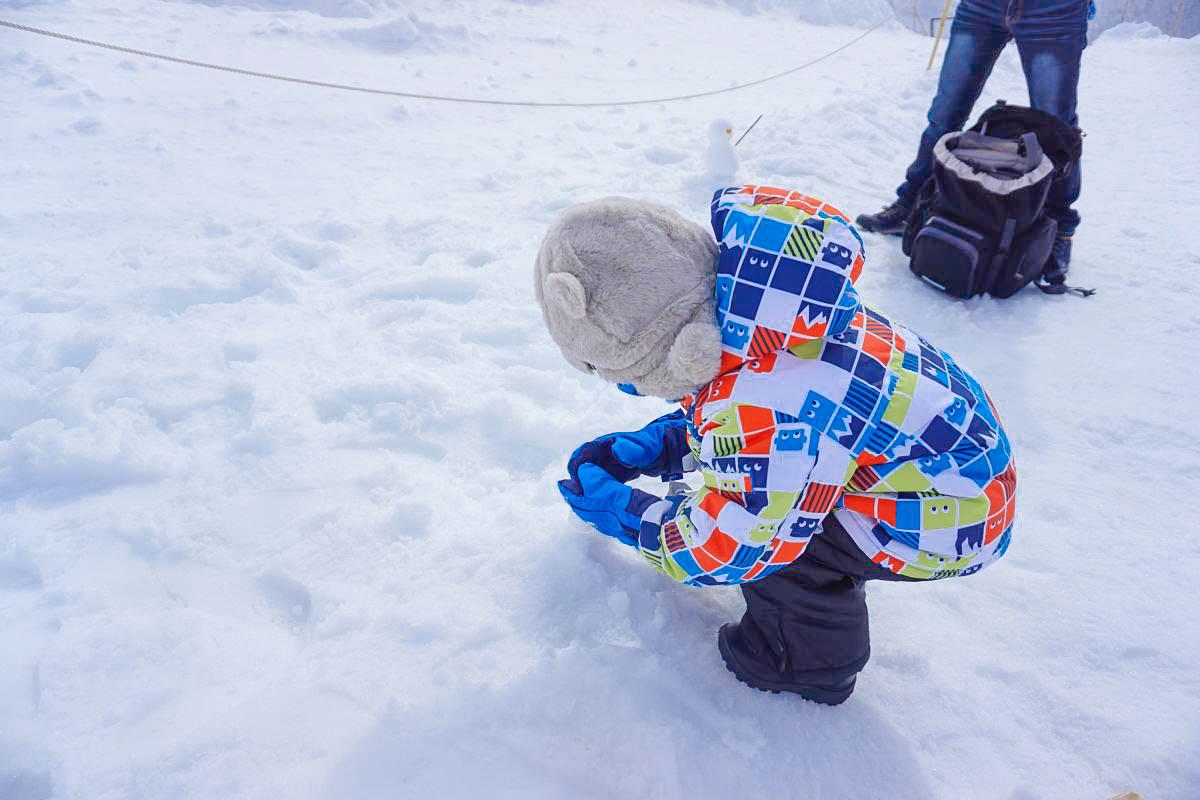 2019立山黑部大人小朋友穿著裝備參考: 二大一小該怎麼準備?鞋子選擇?該帶什麼呢?雪靴運動鞋?雪褲防水褲?