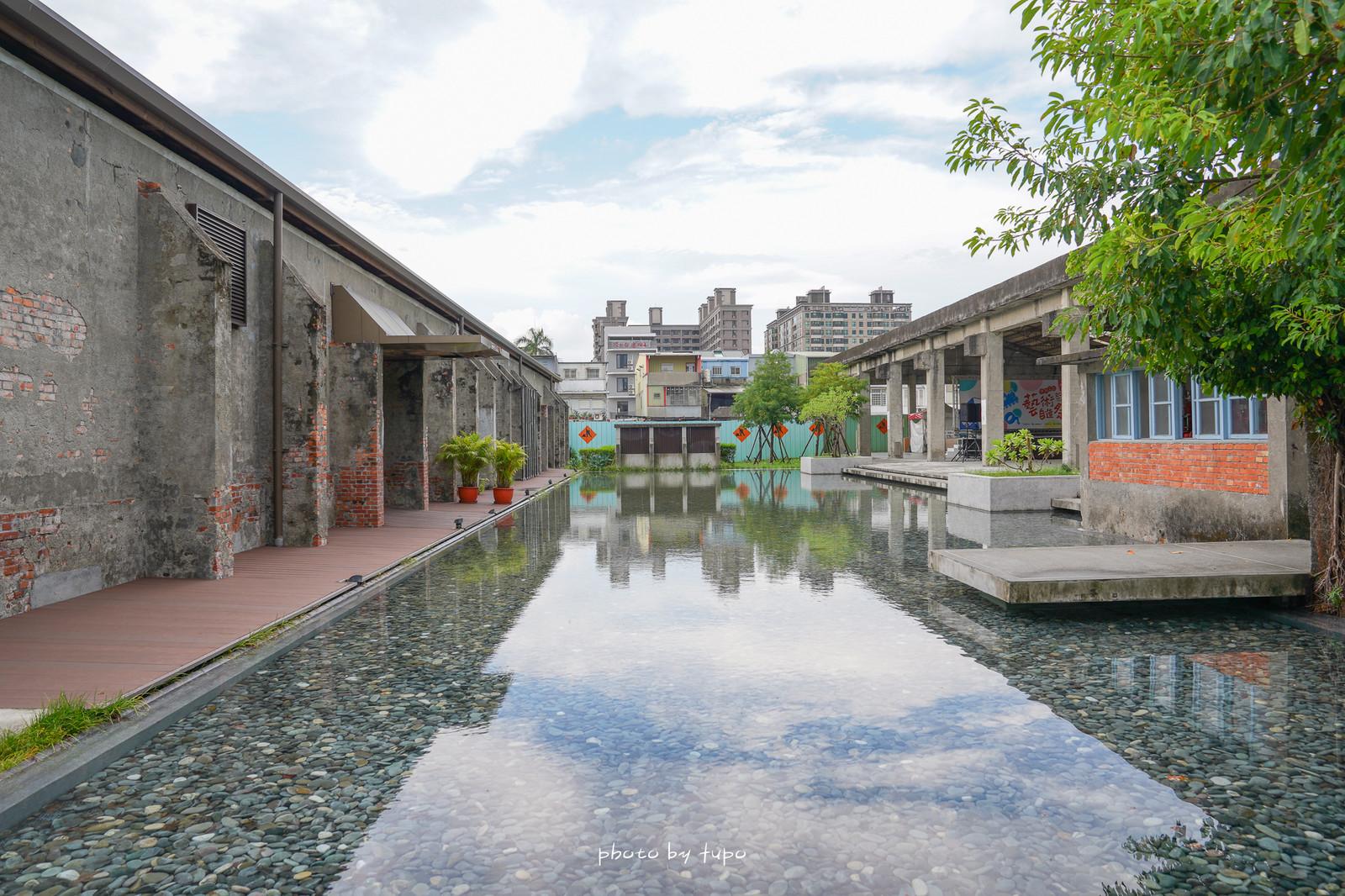 宜蘭五結景點》宜蘭中興文化創意園區~新免費打卡點!巨大紙袋、紙膠帶、廢墟網美打卡點、室內遊戲區一次滿足。