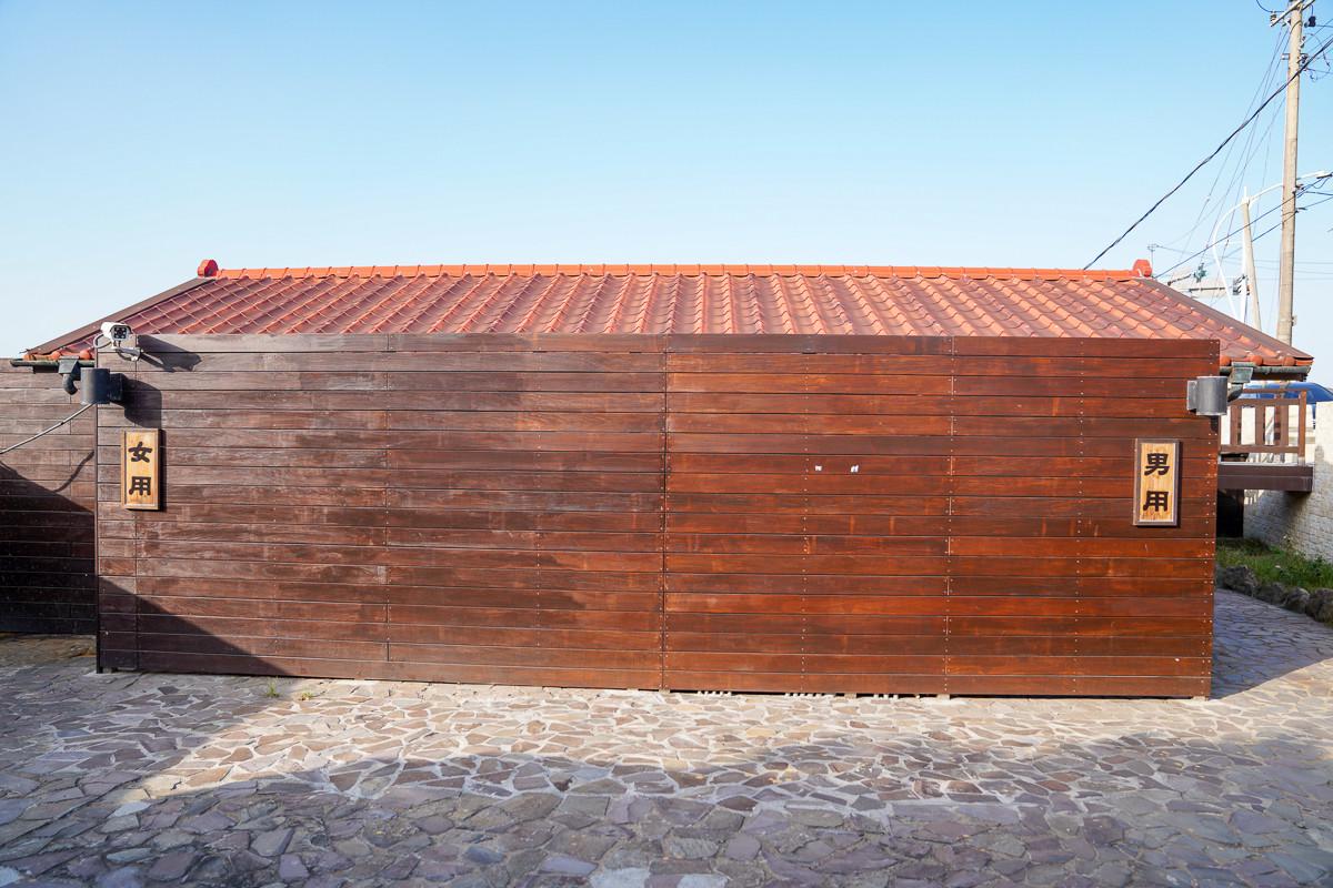 新北景點・磺港社區公共浴室~通通免費!北海岸最美露天溫泉泡腳池、男女裸湯,金湯銀湯任你選,一邊欣賞海景一邊泡腳~不想分享的隱藏版景點。
