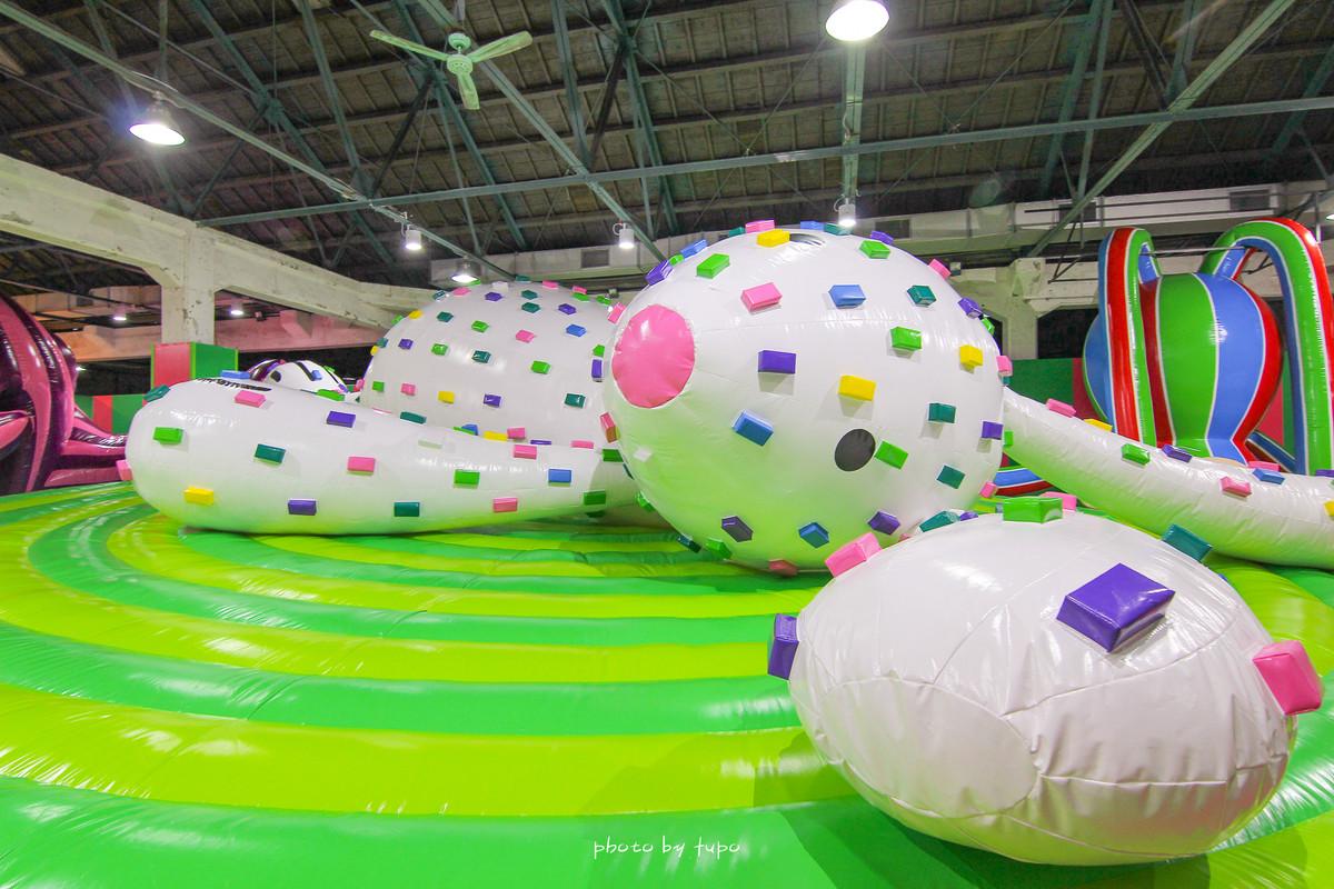 台北華山展覽《我把動物FUN大了! 霍夫曼的療癒動物園 搶先看:巨大白兔、黃色小鴨、可愛鯨魚、森林小熊、大象、章魚變好大~