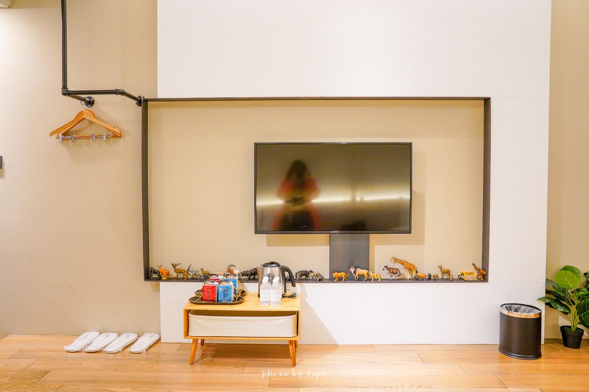 鶯歌住宿》私客創旅 Thinker Hotel:鶯歌老街內最新文創旅店,房間就有盪鞦韆,還可暢玩立方樂親子王國!
